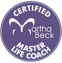 Martha Beck Master Life Coach Certified