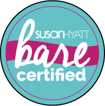 Susan Hyatt Bare Certified