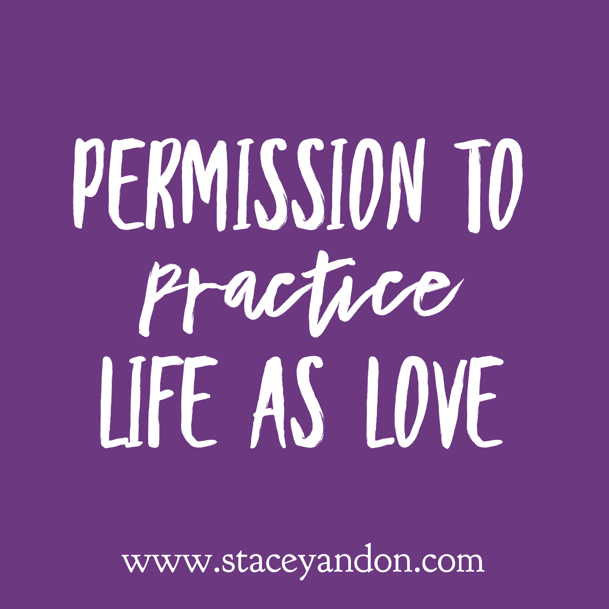 What do you love to practice?
