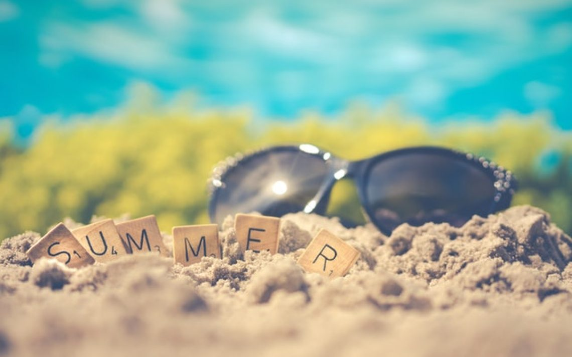 What will your summer's story be?